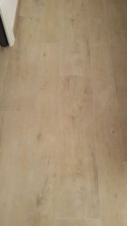 Carrlage imitation parquet